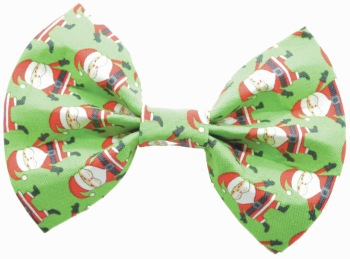 Santa Bow Tie (DO-SANTABOW)