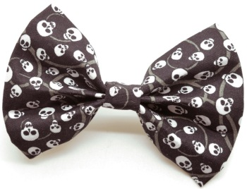 Skulls Bow Tie (DO-SKULLSBOW)
