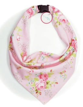 Pink Victorian Rose Scarf (DO-PNKVICROSESCRF)