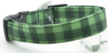 Green Buffalo Collar (DO-GRNBUFF)