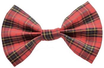 Classic Plaid Bow Tie (DO-CLASSICPLAIDBOW)
