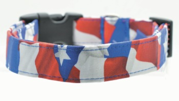 Texas Flag Collar (DO-TEXASFLAG)