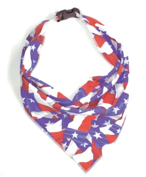 Texas Flag Scarf (DO-TEXASFLAGSCARF)