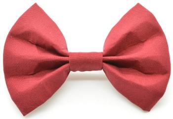 Maroon Bow Tie (DO-MAROONBOW)