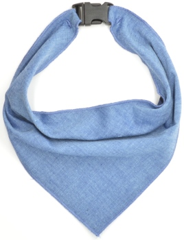 Chambray Scarf (DO-CHAMBRAYSCARF)
