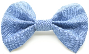 Chambray Bow Tie (DO-CHAMBRAYBOW)