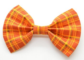 Fall Plaid Bow Tie (DO-FALLPLAIDBOW)