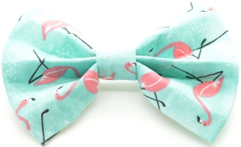 Flamingo Bow Tie (DO-FLAMINGOBOW)
