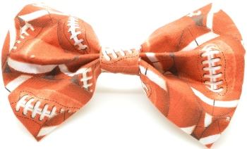 Football Bow Tie (DO-FOOTBALLBOW)