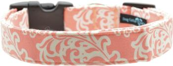 Coral Damask Collar (DO-CORDMSK)