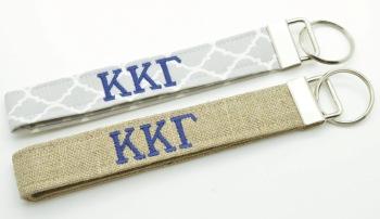 Kappa Kappa Gamma Keychain (CU-KKGKEY)
