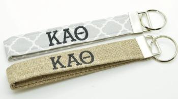 Kappa Alpha Theta Keychain (CU-KATHETAKEY)