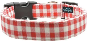 Red Gingham Collar (DO-REDGINGHAM)