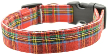 Tartan Plaid Collar (DO-TARTAN)