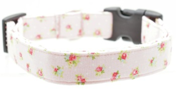 Light Pink Roses Collar (DO-LIGHTPINKROSES)