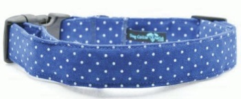 Royal Pin Dot Collar (DO-ROYALPINDOT)