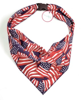 American Flag Scarf (DO-AMFLAGSCRF)