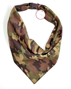 Camouflage Scarf (DO-CAMOSCRF)