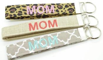 Mom Keychain (CU-MOMKEY)