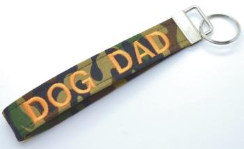 Dog Dad Keychain (CU-DOGDADKEY)