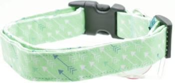 Sea-foam Green Arrow Collar (DO-SEAARROW)