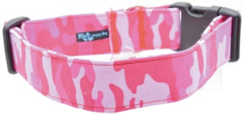 Pink Camouflage Collar (DO-PINKCAMO)