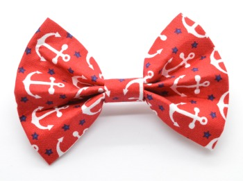 Red Anchor Bow (DO-REDANCHORBOW)