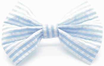 Seersucker Bow (DO-SEERSUCKERBOW)