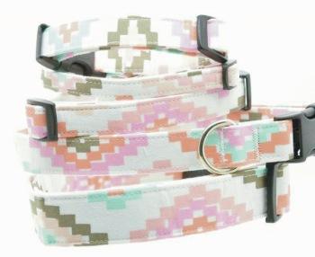 Pastel Aztec Collar (DO-PSTLAZTEC)