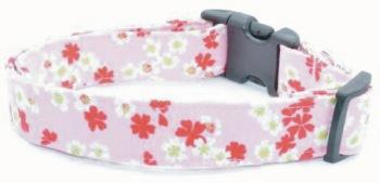 Pink Cherry Blossom Collar (DO-PNKCHRYBLSM)