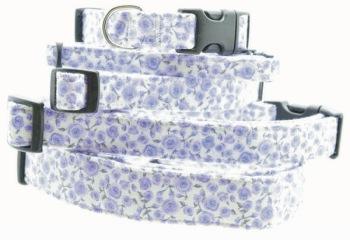 Purple Rosette Collar (DO-PRPLROSETTE)