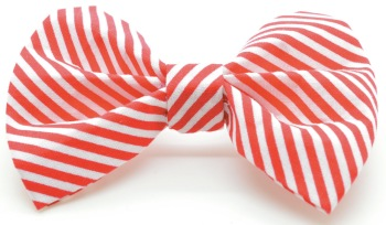 Candy Stripe Bow Tie (DO-CANDYSTRIPEBOW)