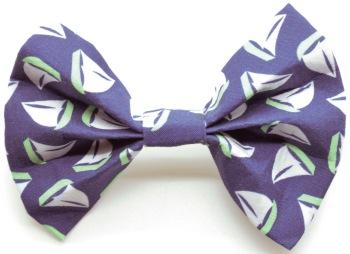 Sailboat Bow Tie (DO-SAILBOATBOW)