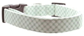 Light Green Gingham Collar (DO-LTGRNGHM)