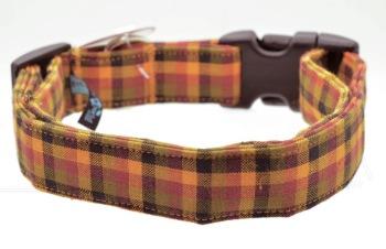 Autumn Plaid Collar (DO-ATMNPLD)