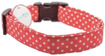 Red Polka Dot Collar (DO-RDPLKADT)