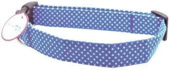Royal Blue Stars Collar (DO-RYLBLUSTR)