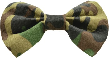 Camouflage Bow Tie (DO-CAMOBOW)