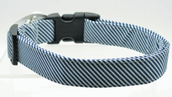 Navy Stripe Collar (DO-NAVYSTRIPE)