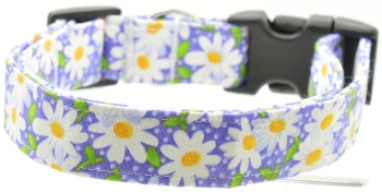 Purple Daisy Collar (DO-PURPLEDAISY)